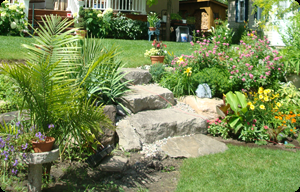 Plantings and Flowerbeds