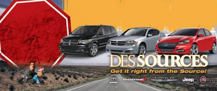 Des Sources Dodge Chrysler Jeep