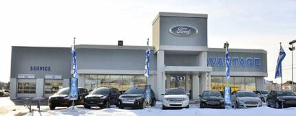Avantage Ford Dealership