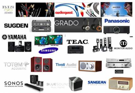 Audio, Home Theatre, HiFi