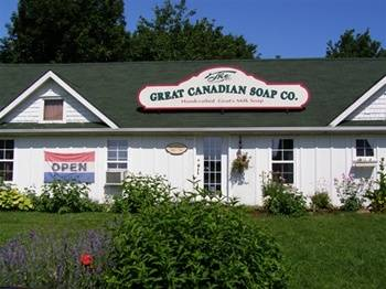 The Great Canadian Soap Co. store